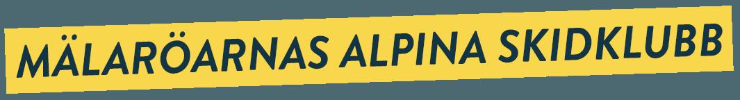 Mälaröarnas Alpina Skidklubb